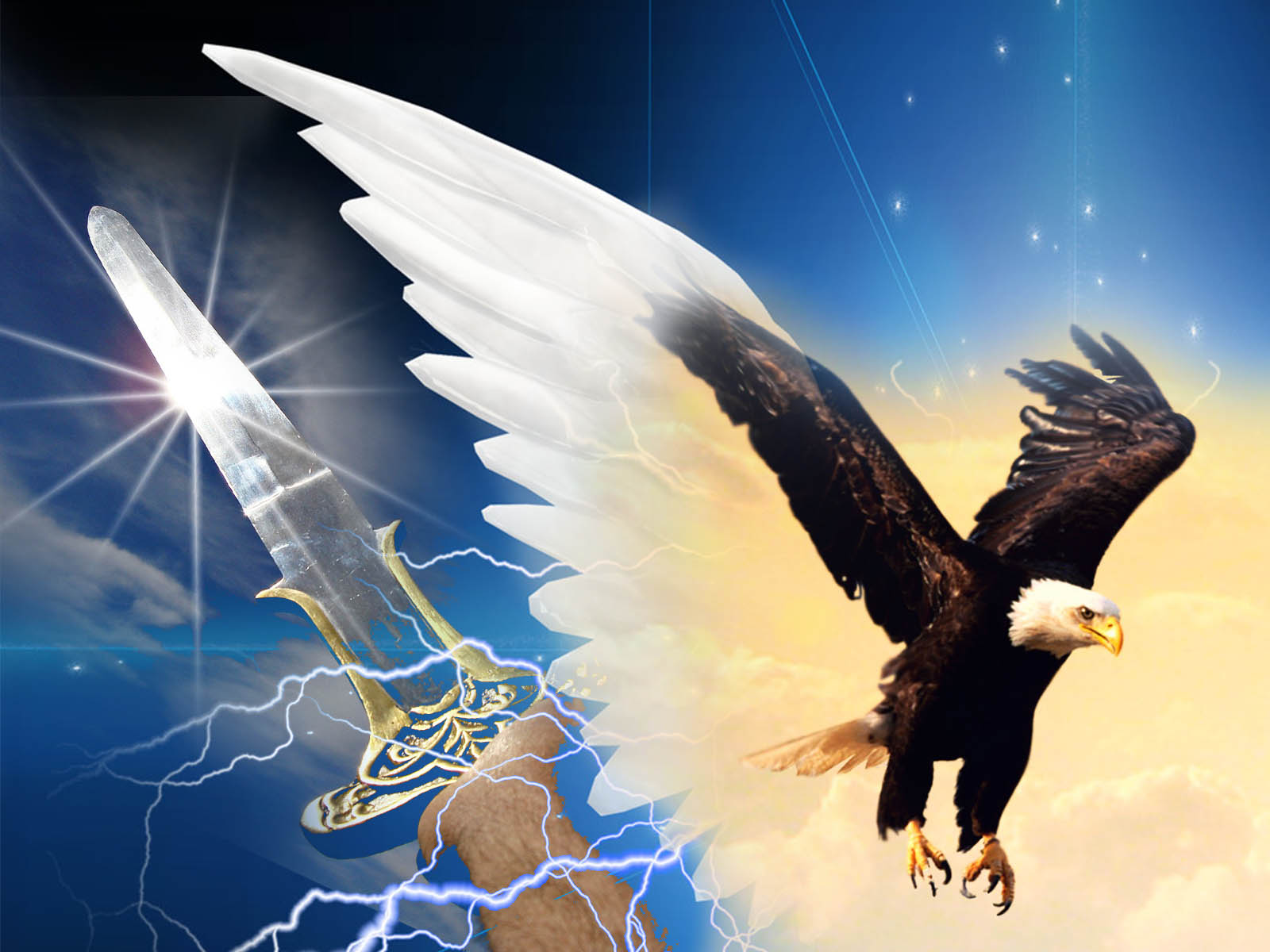 Protecting our Eagle – Supernatural Presidential Protection