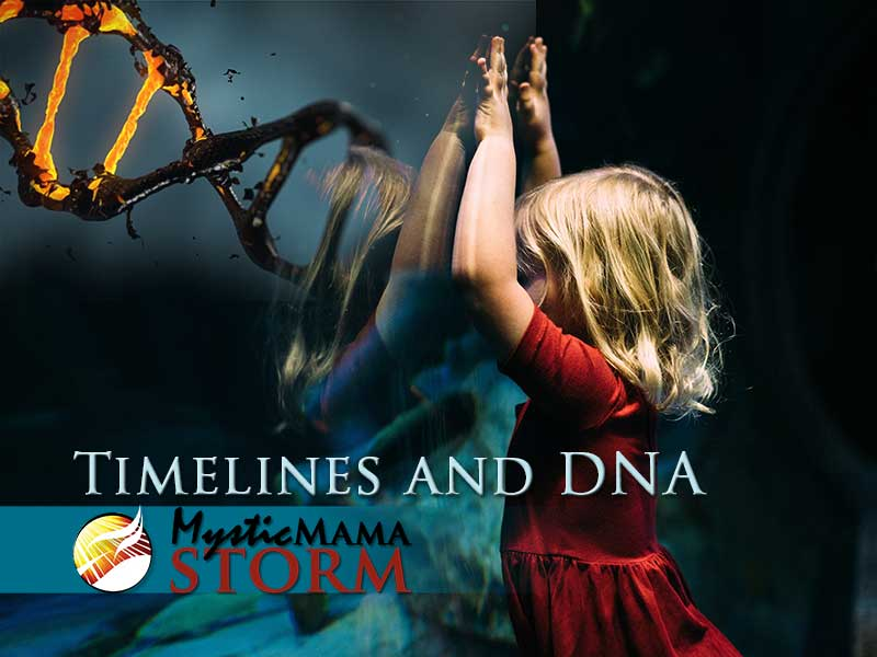 Timelines and DNA